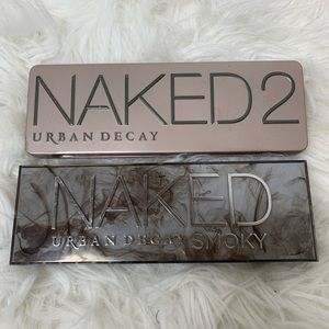 Naked Eye Shadow Palette Bundle